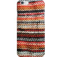 Autumn Knit iPhone Case/Skin