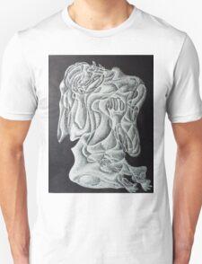 fantasy. 11''x14''. pen on paper. adam sturch Unisex T-Shirt