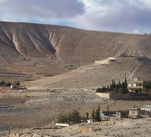 a wonderful Syria landscape by beautifulscenes