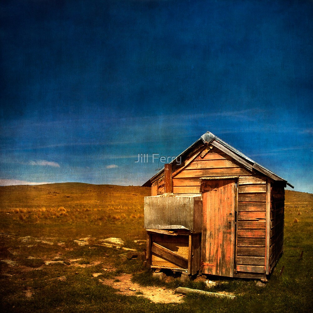 Home sweet home by Jill Ferry