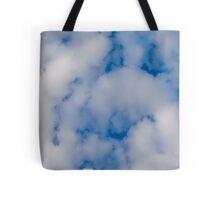 cornish clouds Tote Bag