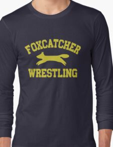 Foxcatcher Wrestling Long Sleeve T-Shirt