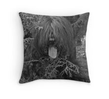 Teddy #1 Throw Pillow