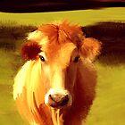 Cow-01 by Annie Conn