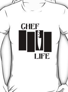 Chef life south bay geek funny nerd T-Shirt