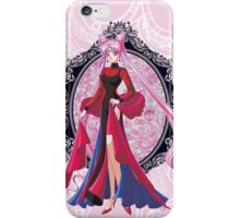 Black Lady Sailor Moon R iPhone Case/Skin