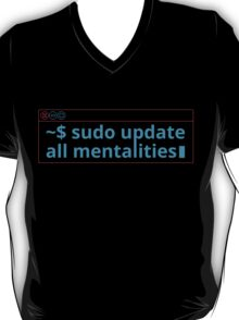Funny code on Terminal! T-Shirt