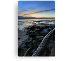 Bribie Island Sunset Canvas Print