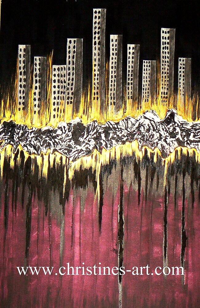 Destruction by Christine Marie Bogers
