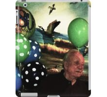 CONTEMPLATING THE BIG EIGHT OH iPad Case/Skin