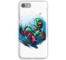 Luigi Pond Hopper iPhone Case/Skin