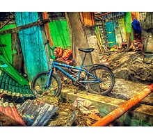 HDR Photographic Print