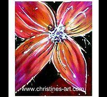Sweet brushstrokes by Christine Marie Bogers