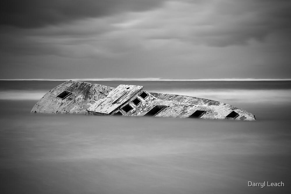 Shipwrecked by Darryl Leach
