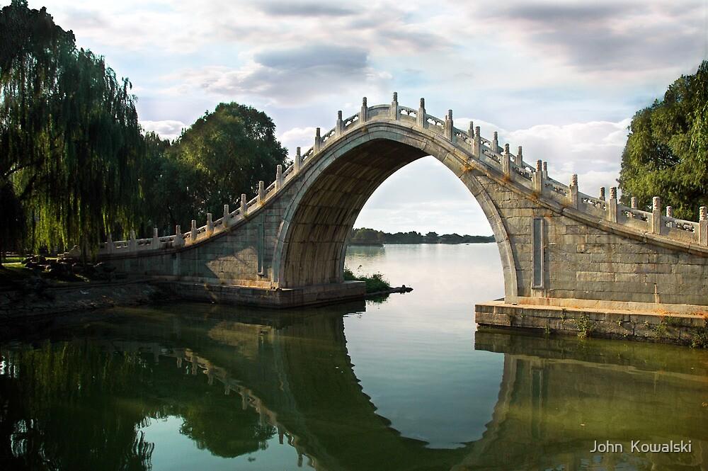 Jade Belt Bridge - China 2006 by John  Kowalski