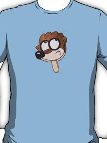 Rigby - ice cream treat T-Shirt