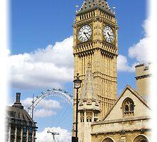 Big Ben by Robyn Maynard