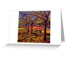 Keukenhof Shadows Greeting Card