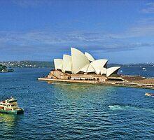 Sydney Opera House by Ausgirl60