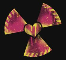 Radioactive heart by R-evolution GFX
