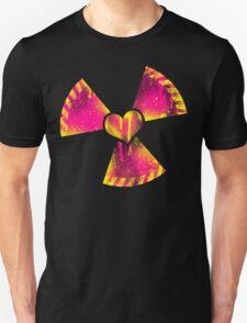 Radioactive heart T-Shirt
