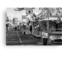 Funfair Canvas Print