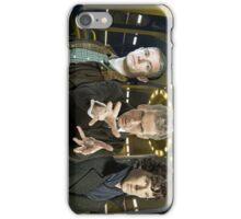 John,Twelve and Sherlock iPhone Case/Skin