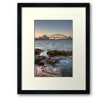 Sydney Opera House V Framed Print