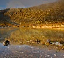 Llyn Moel by Rory Trappe