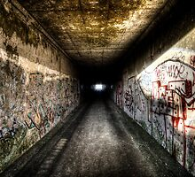 Graffiti in HDR #2 by shutterjunkie