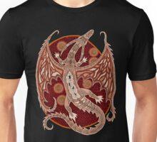 A Dragon Nesting Unisex T-Shirt