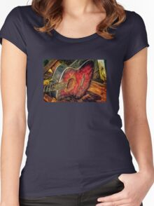 HDR Women's Fitted Scoop T-Shirt