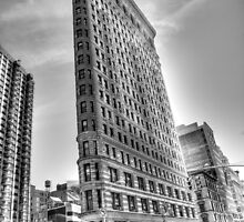 Flatiron by Paul Thompson Photography