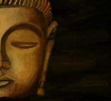 Buddha by EternaLetizia