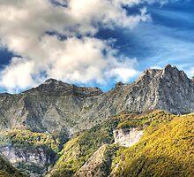 Tambura e Roccandagia Peaks by paolo1955