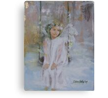 Angel (5) Canvas Print