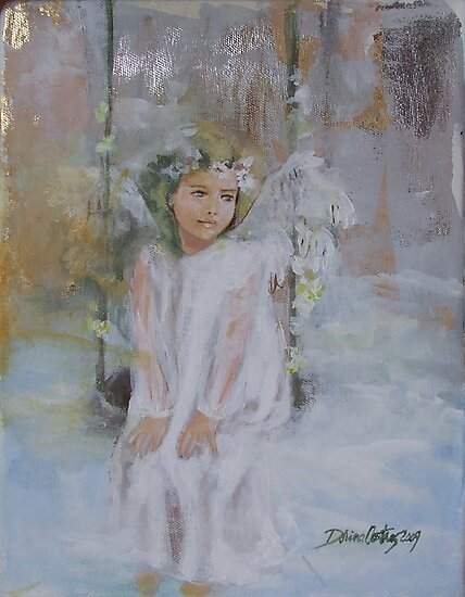 Angel (5) by dorina costras