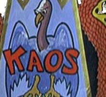Get Smart - KAOS Sticker