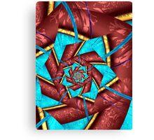 Cochise Run Canvas Print