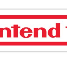 Nintendo = I Intend To Sticker