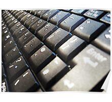 Keyboard Poster