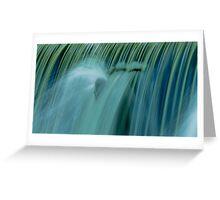 Water Water Greeting Card
