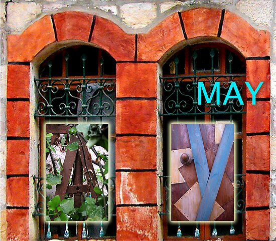 May by Abba Richman