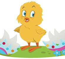 Easter Chick by Armation