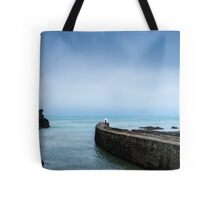 Portreath Harbour,Cornwall Tote Bag