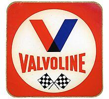 Valvoline Photographic Print