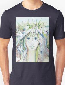 """APRIL"" from ""Calender Sheets"" T-Shirt"