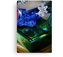 Christmas Wish Canvas Print