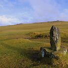 Dartmoor: Stephen's Grave by Rob Parsons