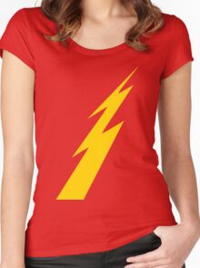 Jay Garrick Women's Fitted Scoop T-Shirt